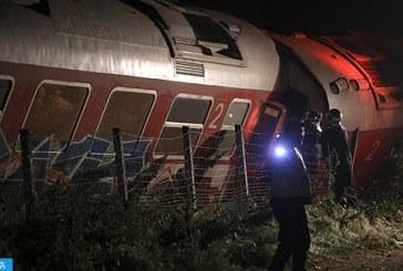 RDC : au moins 50 morts dans le déraillement d'un train dans le sud-est