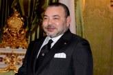 SM le Roi félicite le Président de la République d'Arménie à l'occasion de la fête nationale de son pays
