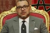 Message de condoléances de SM le Roi au Président de la RDC suite au décès de plusieurs victimes dans un accident de train