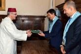 Saint-Marin: l'ambassadeur du Maroc remet ses lettres de créance aux Capitaines-régents