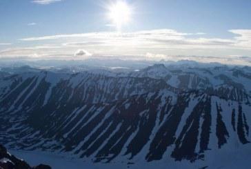Le sommet le plus haut de Suède a perdu 24 mètres en 50 ans