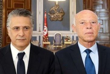 Présidentielle en Tunisie: Kais Saied et Nabil Karoui toujours en tête