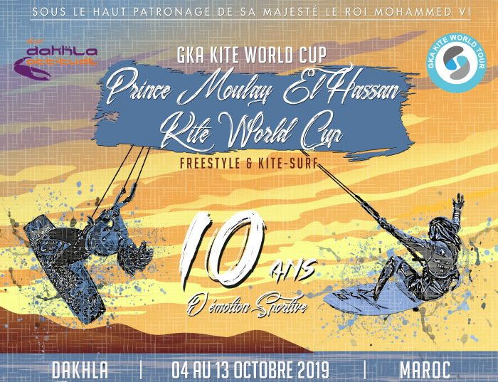 championnat mondial de Kitesurf