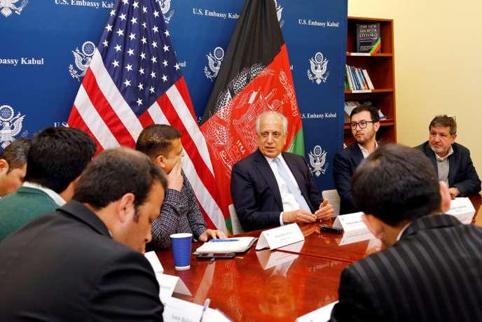 Accord de paix Etats-Unis/Talibans : Le président afghan et l'émissaire américain font le point