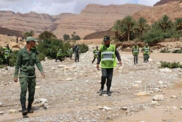 Renversement d'un autocar à Errachidia: Le corps d'un homme retrouvé