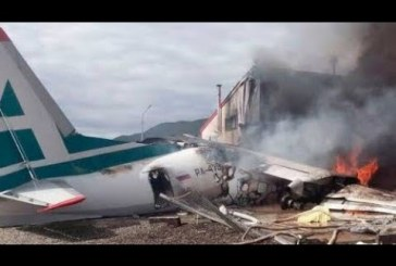 Philippines: neuf morts, deux blessés dans le crash d'un avion ambulance