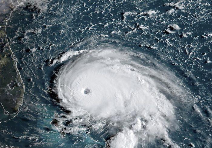Bahamas l'ouragan Dorian