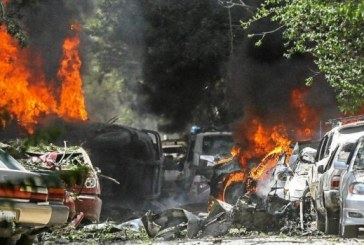 Afghanistan: Une forte explosion secoue le centre de Kaboul
