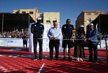 L'OCP et la NBA partenaires pour développer le programme NBA Jr au Maroc