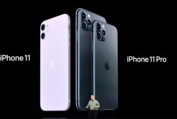 Apple dévoile l'iPhone 11, avec une double caméra et un prix cassé