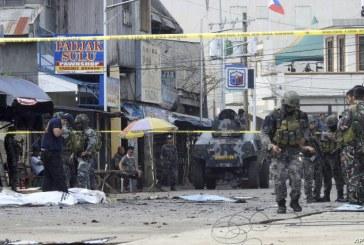 Philippines: un kamikaze se fait exploser près d'une base militaire dans le Sud