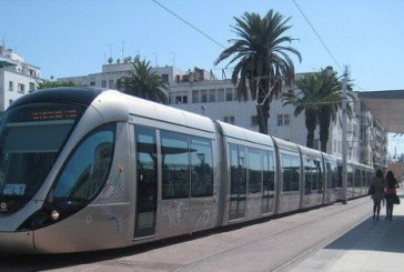 Perturbation de la circulation des tramways à Rabat après un incident technique