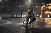 Japon: un puissant typhon s'abat sur Tokyo entraînant coupures de courant