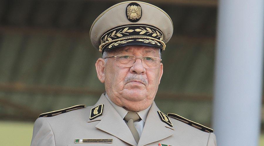 Décès du Général de corps d'armée Ahmed Gaid Salah
