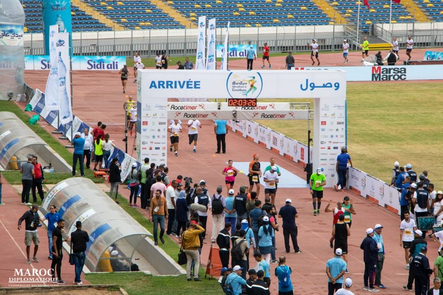 Marathon international de Casablanca