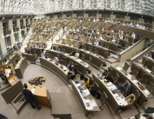 Le parlement flamand