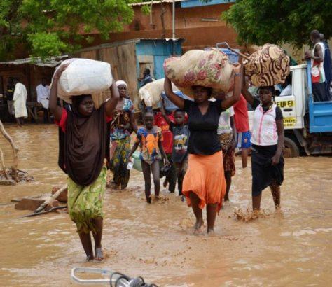 Niger - inondations
