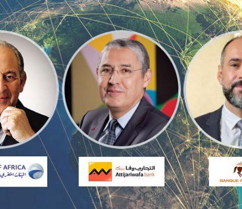 Les Banques marocaines en afrique