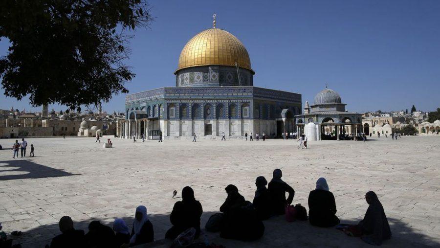 mosquée d'Al-Aqsa