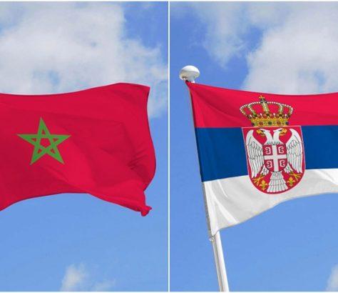 Maroc-Serbie