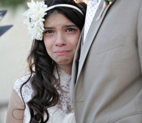 mariage d'enfants
