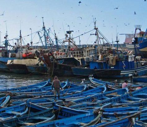 pêche côtière