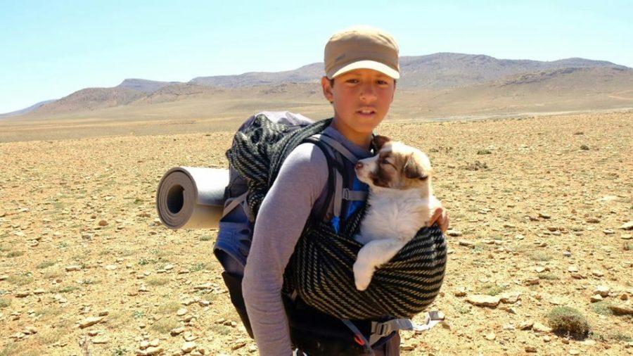 Un enfant de 14 ans fait le tour du Maroc à pied