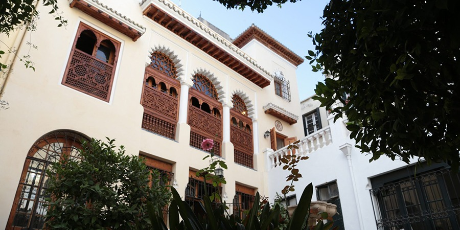 Légation Américaine de Tanger, témoin de l'histoire