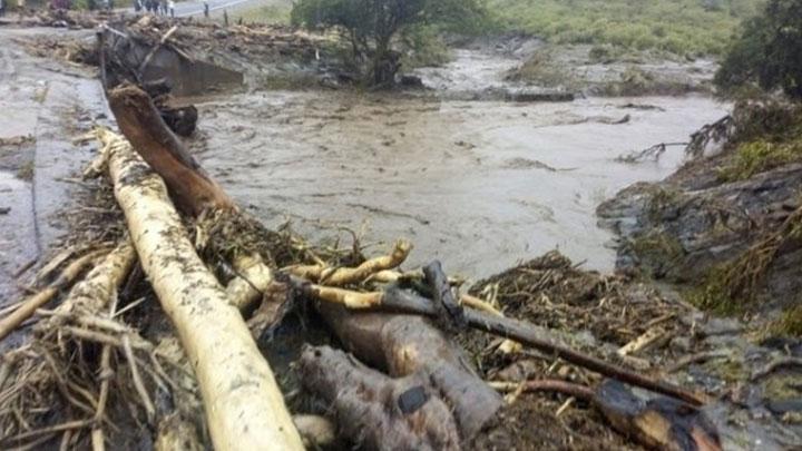 Glissements de terrain kenya