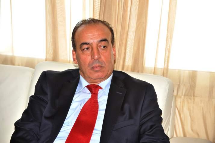 Hassan Abyaba reçoit les membres du comité d'organisation du GPNP