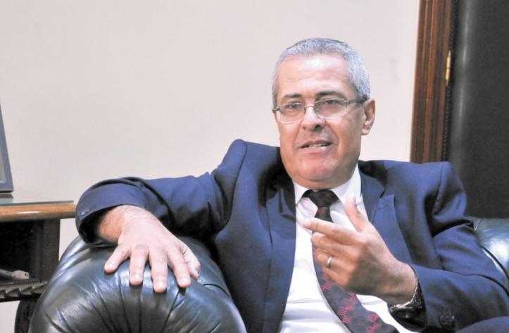 Le ministre de la Justice, Mohamed Ben Abdelkader