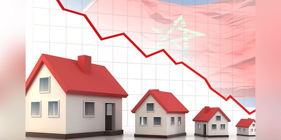 hausse des prix des actifs immobiliers