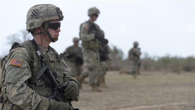la présence militaire américaine préoccupe la Russie