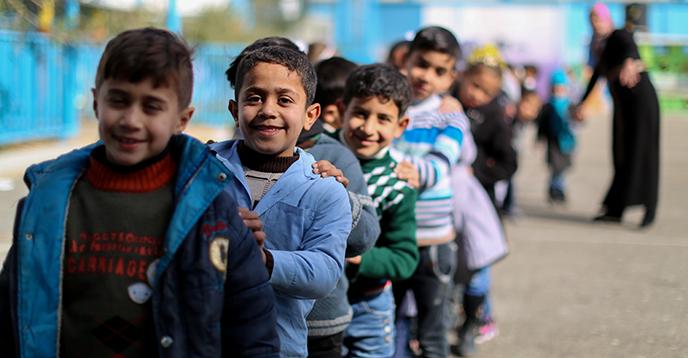 protection et promotion des droits de l'enfant