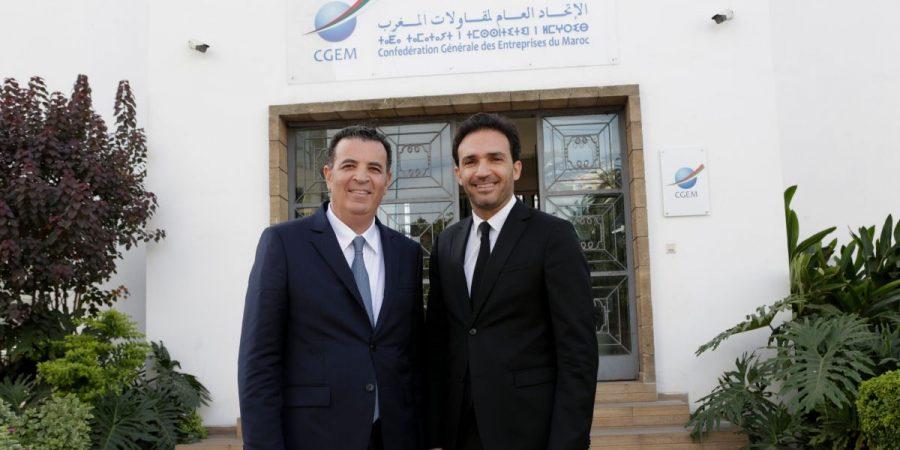 Chakib Alj et Mehdi Tazi à la tête de la CGEM avec plus de 96% des voix