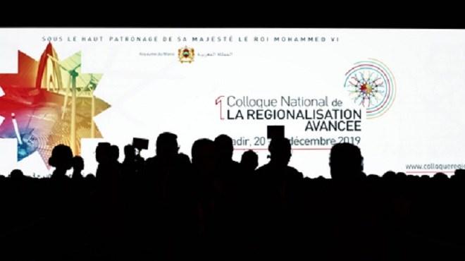 Agadir : clôture des premières Assises nationales de la régionalisation avancée
