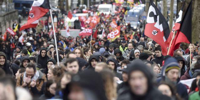 France: le soutien à la grève contre la réforme des retraites s'effrite légèrement