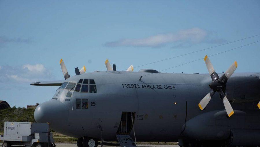 Avion Militaire Disparu Au Chili L Armee De L Air Annonce Avoir Retrouve Des Debris En Mer