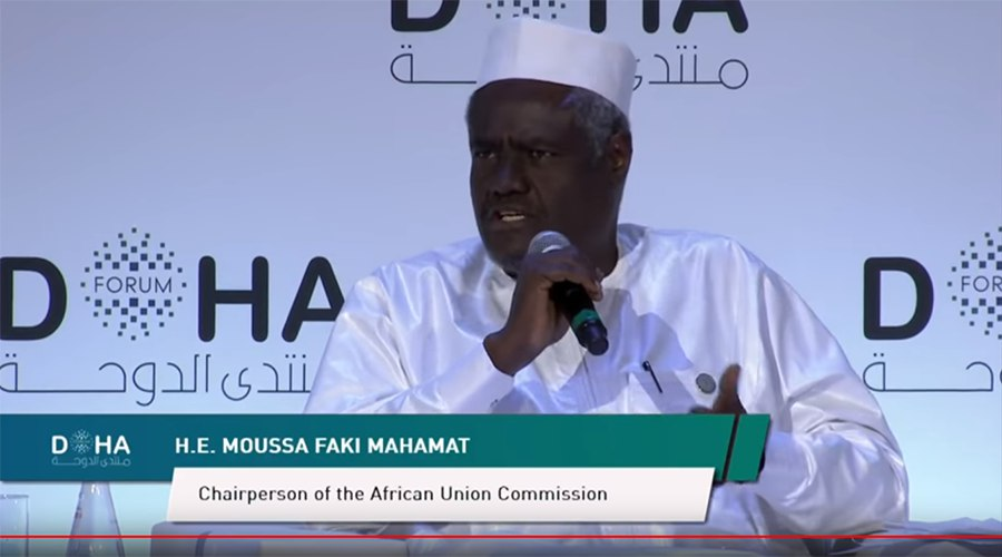 Moussa Faki