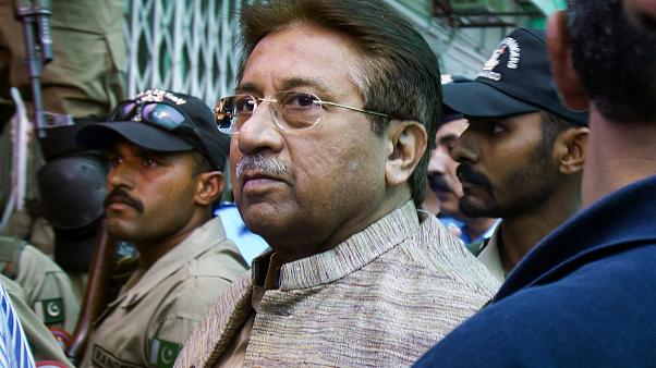 Pervez Musharraf-Maroc diplomatique