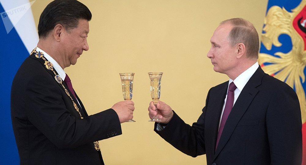 Russie-Chine