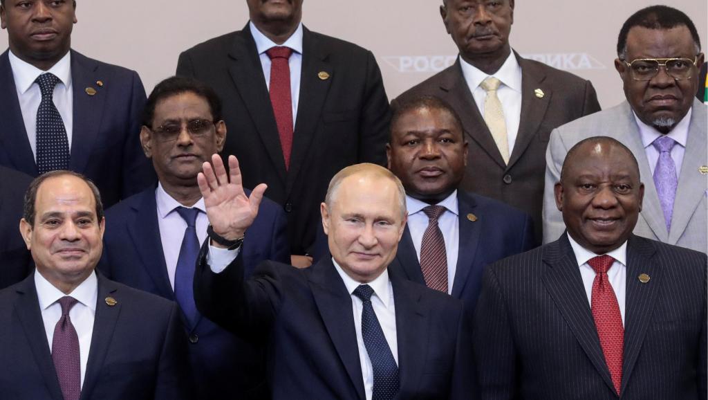 Sommet Russie-Afrique,Une opportunité pour renforcer la coopération entre l'Afrique et le pays des Tsars