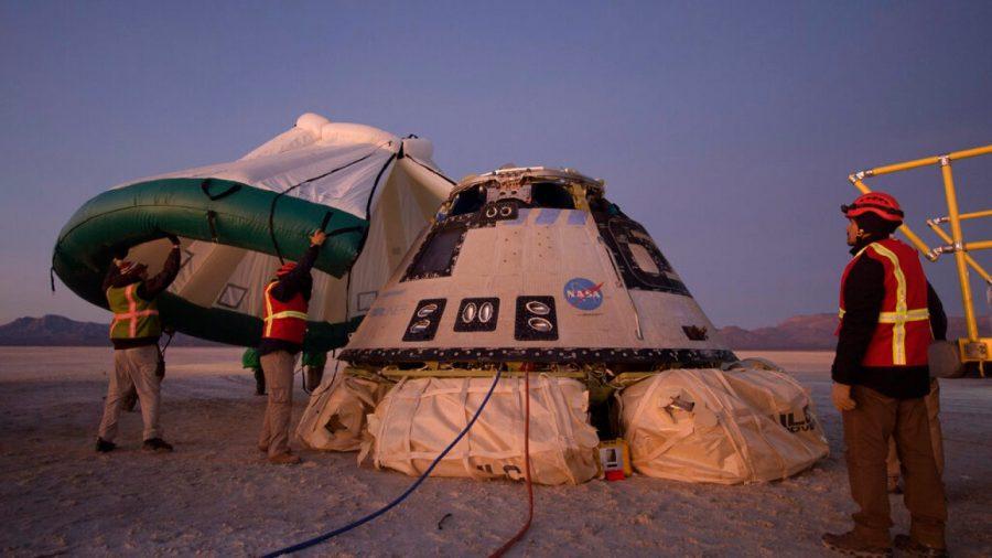 capsule spatiale
