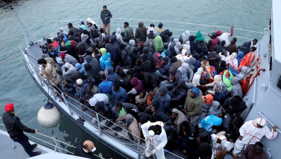 migrants clandestins
