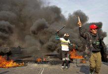 Irak : les manifestations regagnent en intensité à Bagdad et dans le sud
