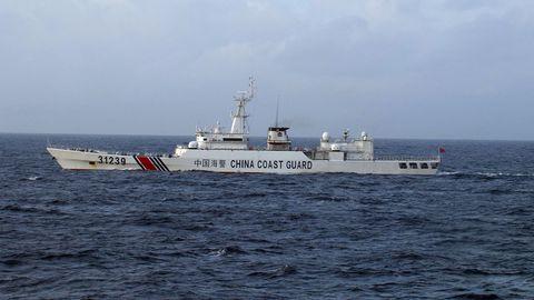 L'Indonésie proteste contre l'intrusion d'un navire chinois dans ses eaux territoriales