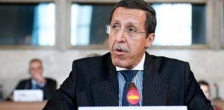 Le président du Togo reçoit en audience l'ambassadeur Omar Hilale