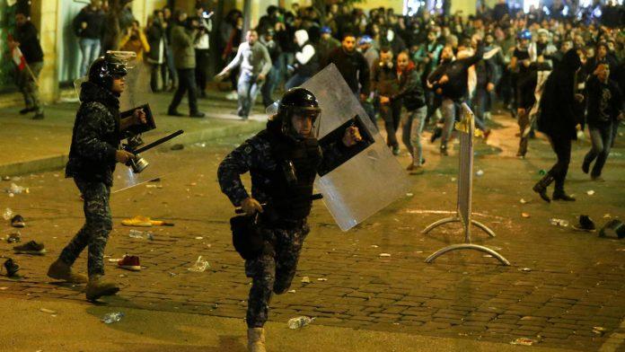 Nouveau bilan : Quelque 400 blessés dans les affrontements à Beyrouth