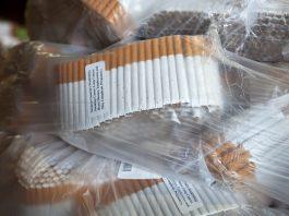 Contrebande: Saisie de plus de 64.000 cigarettes à l'aéroport de Porto
