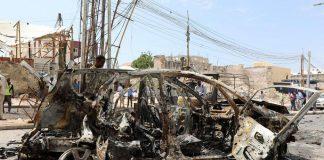 Somalie: Au moins quatre morts dans un attentat à la voiture piégée